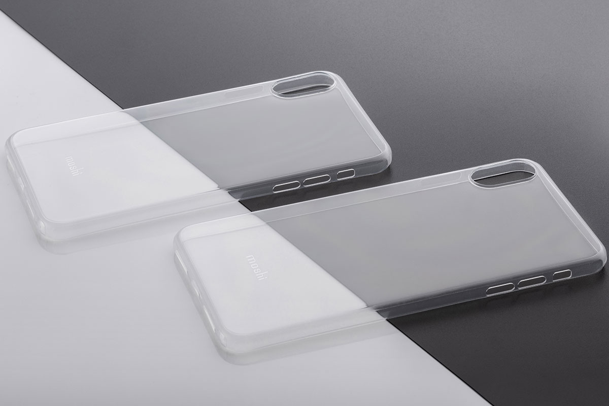 SuperSkin's truly minimal design doesn't bulk up your phone, and a non-slip finish provides improved grip for added peace of mind.