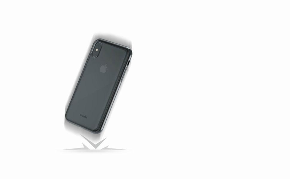 Vitros protège votre téléphone contre les chutes, les rayures et les chocs.