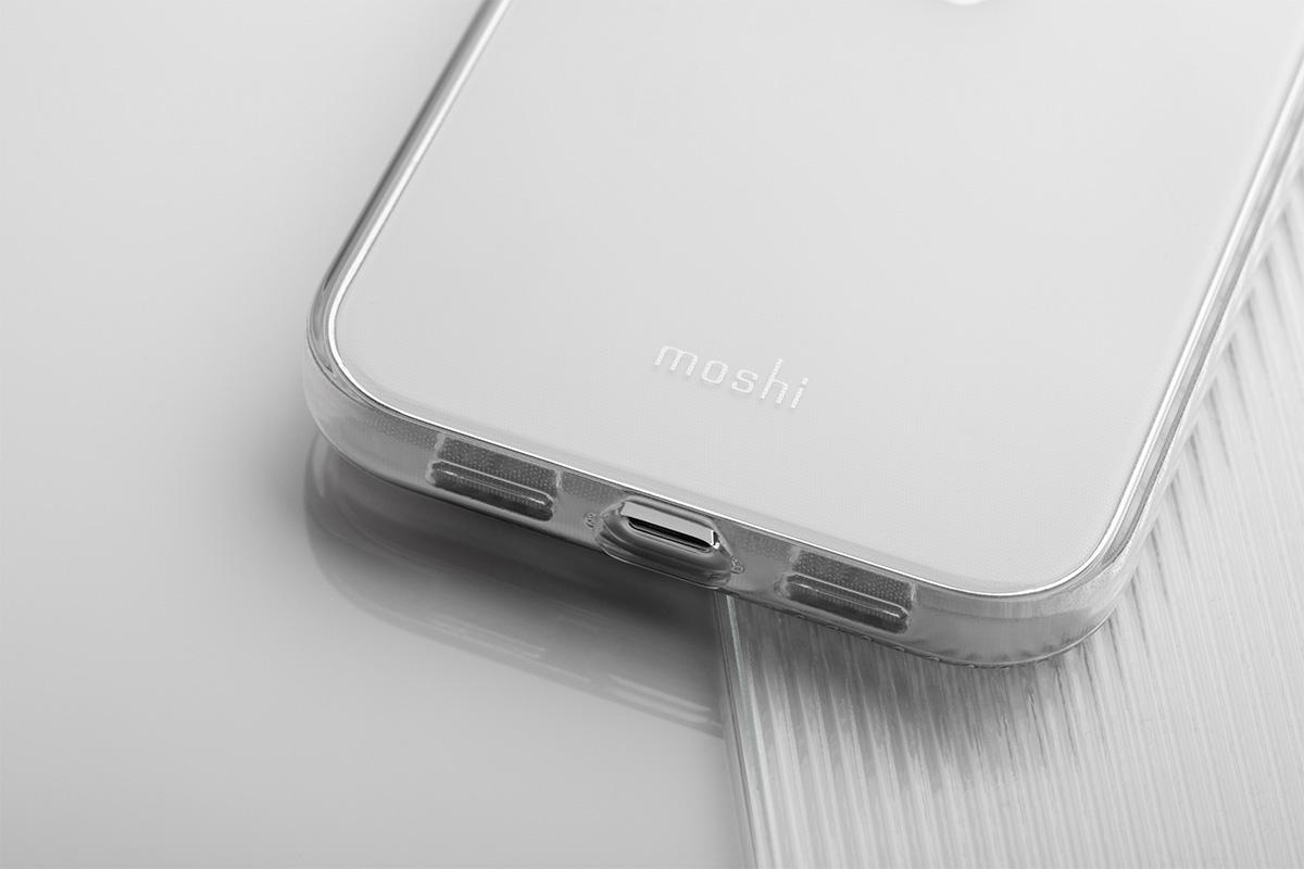 Moshi iPhone 全系列保護殼皆使用100%無雙酚A及不含塑化劑的優質材質製成。