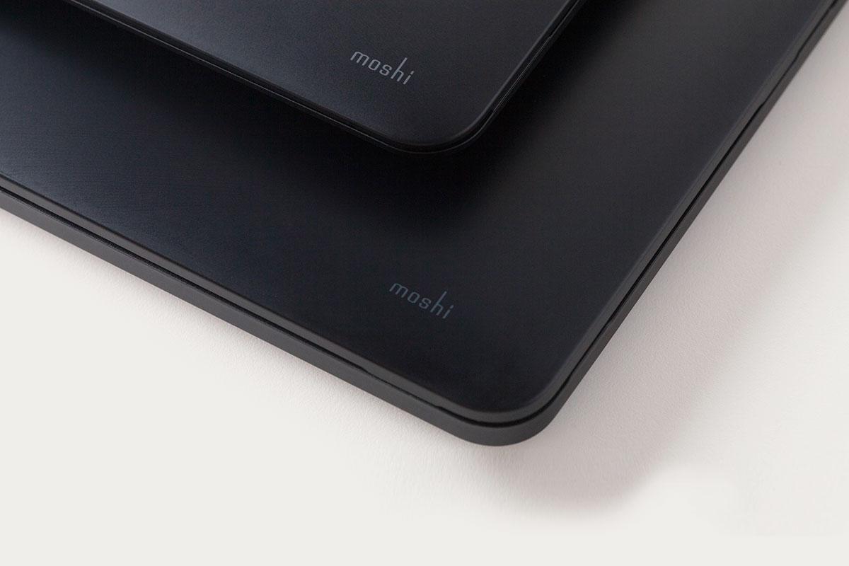 Protección ultrafina, ligera y duradera para el MacBook.
