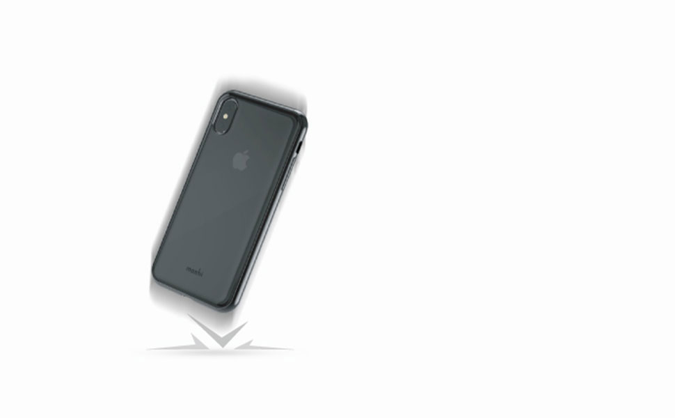 VitrosはiPhoneを落下、傷、衝撃など様々な状況からしっかり保護。
