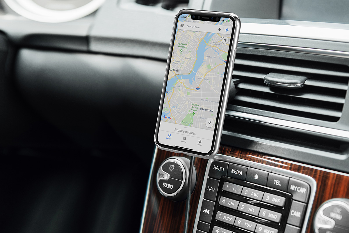 Не давайте устройству разряжаться даже при использовании энергозатратных приложений — например, навигаторов.