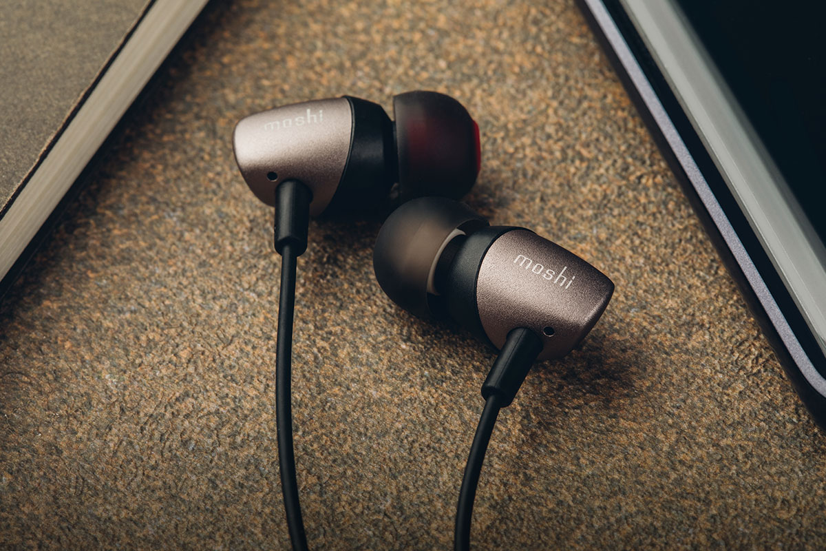 For premium sound and added durability.
