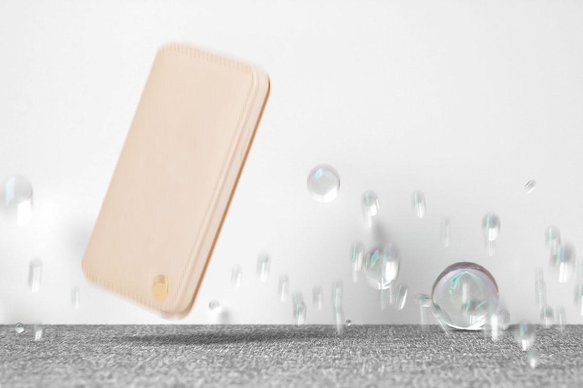Esta carcasa ha sido sometida a rigurosas pruebas para garantizar que su teléfono pueda soportar caídas de hasta 1,22 metros desde todos los ángulos (certificado MIL-STD-810G, SGS).