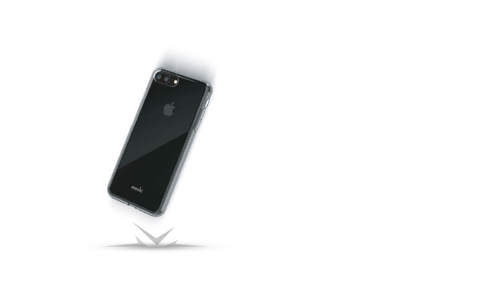 Vitros safeguards your iPhone from drops, scratches, and shocks.