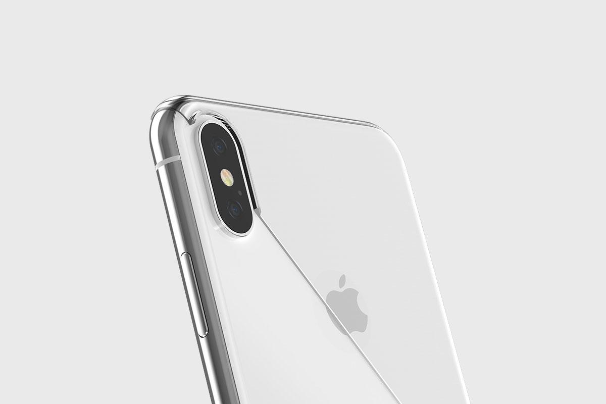 Pour les minimalistes qui adorent l'apparence dépouillée de leur iPhone.