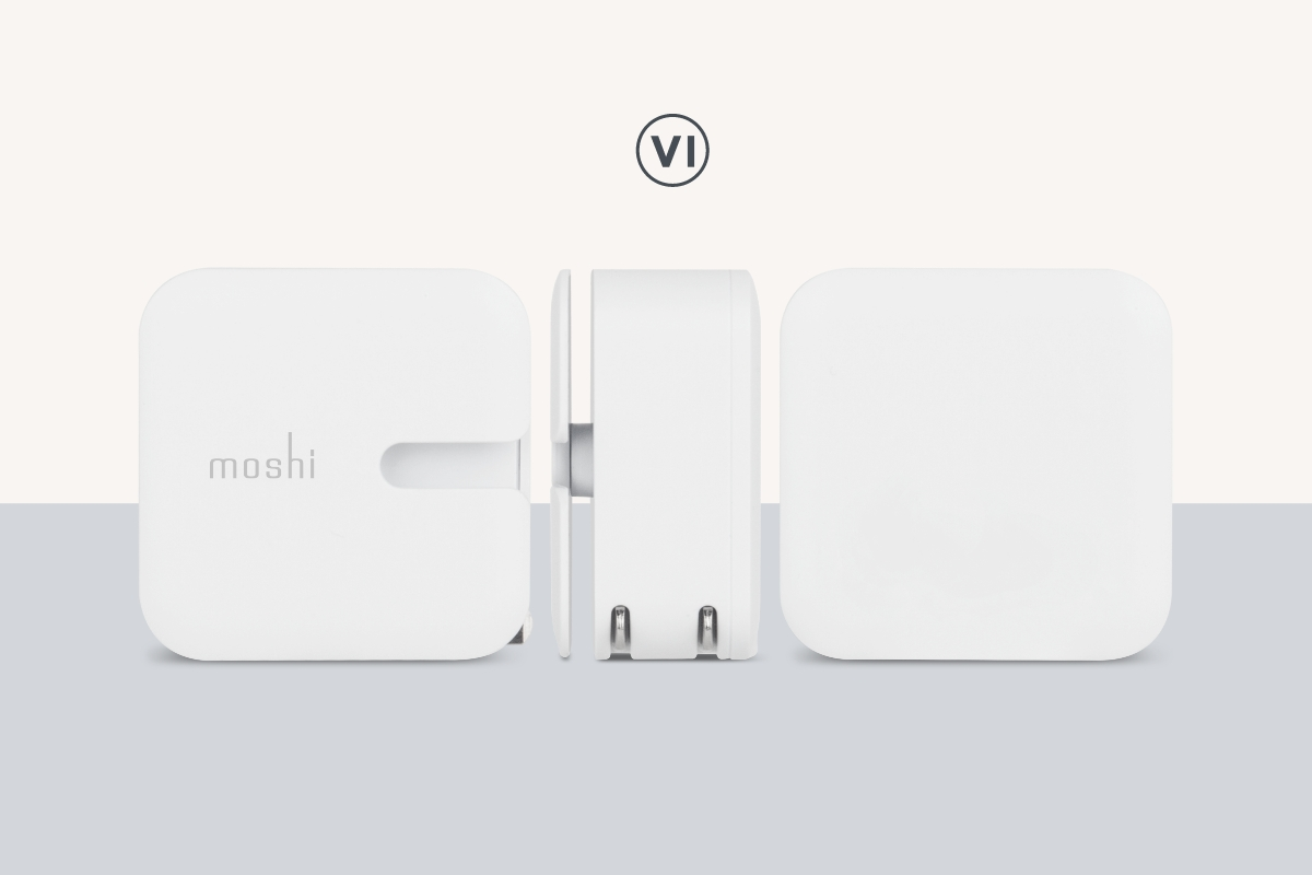 Protect your devices with charging with over current and surge protection. Also meets US DoE Energy Level VI compliance.