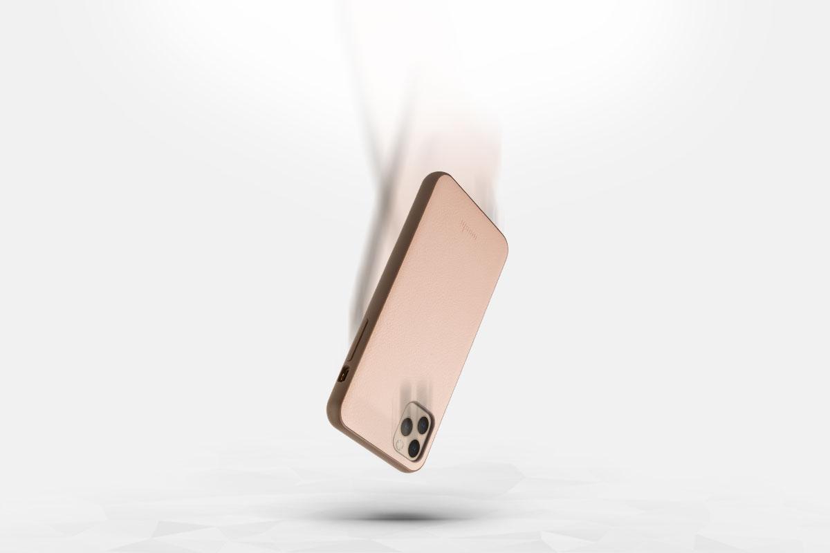 Esta carcasa ha pasado por rigurosas pruebas para asegurar que tu teléfono está protegido contra caídas en todas las esquinas y lados (MIL-STD-810G, certificado SGS).
