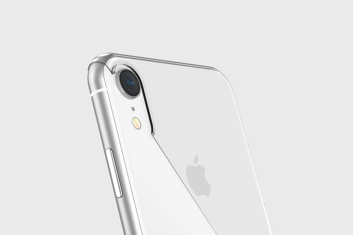 为喜欢 iPhone 裸感外观和手感的极简主义者设计。
