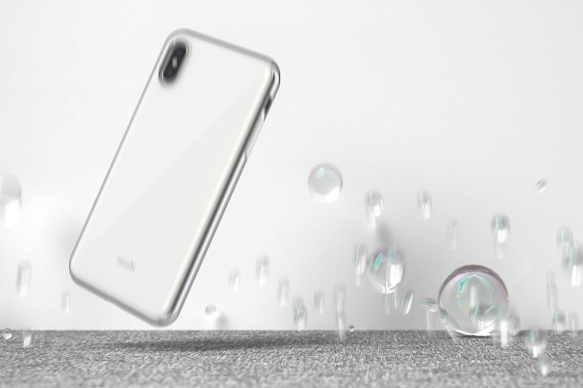 Чехол iGlaze защитит ваш смартфон от падений, царапин и ударов.