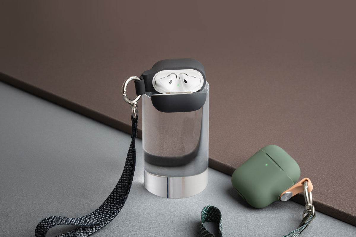 無論您是哪一代 AirPods,Pebbo 充電盒保護套都能提供完美貼合。