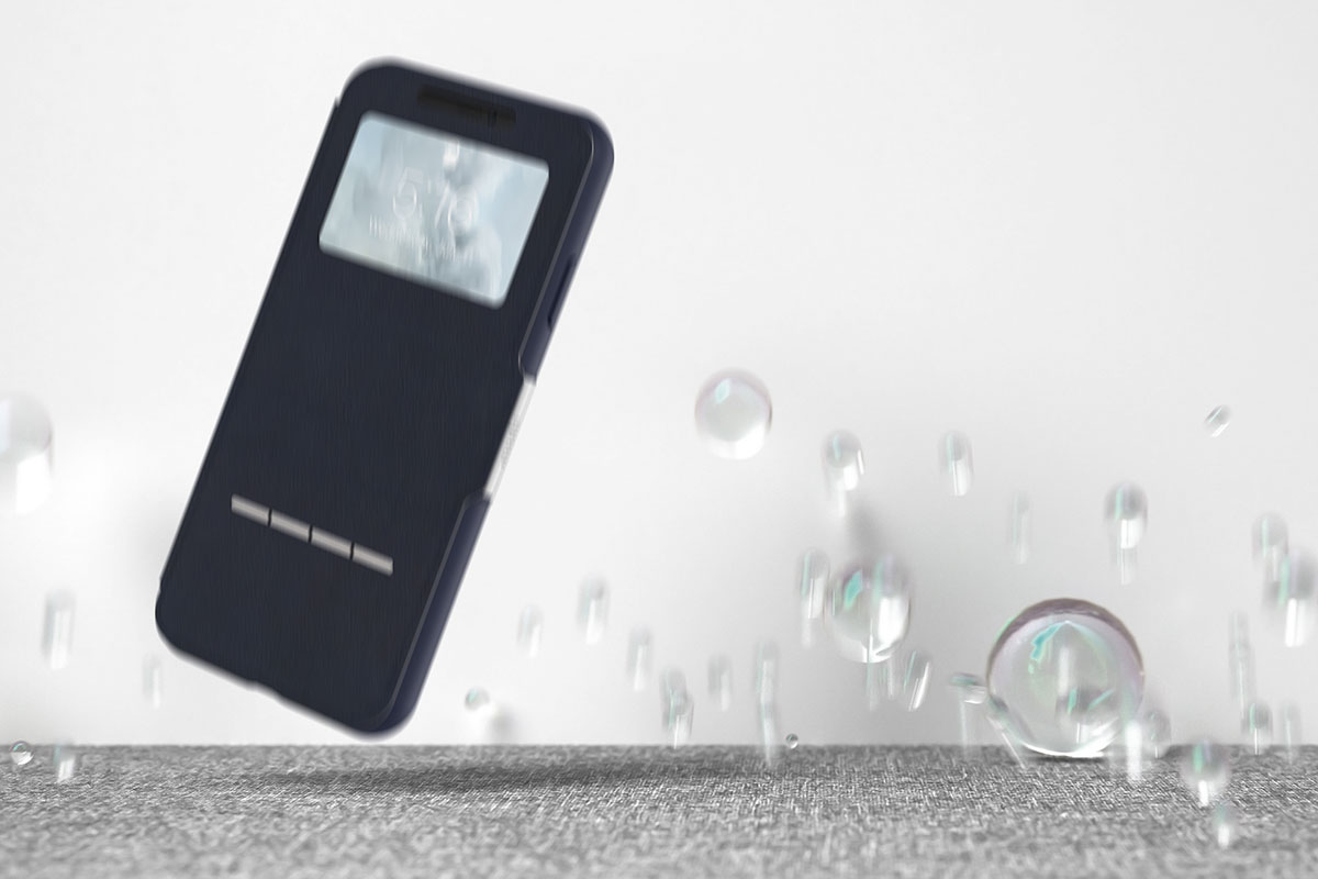 Dieses Gehäuse wurde strengen Tests unterzogen, damit Ihr Handy Stürzen aus bis zu 1,22 m Höhe bei beliebigen Winkeln standhalten kann (MIL-STD-810G, SGS-zertifiziert).