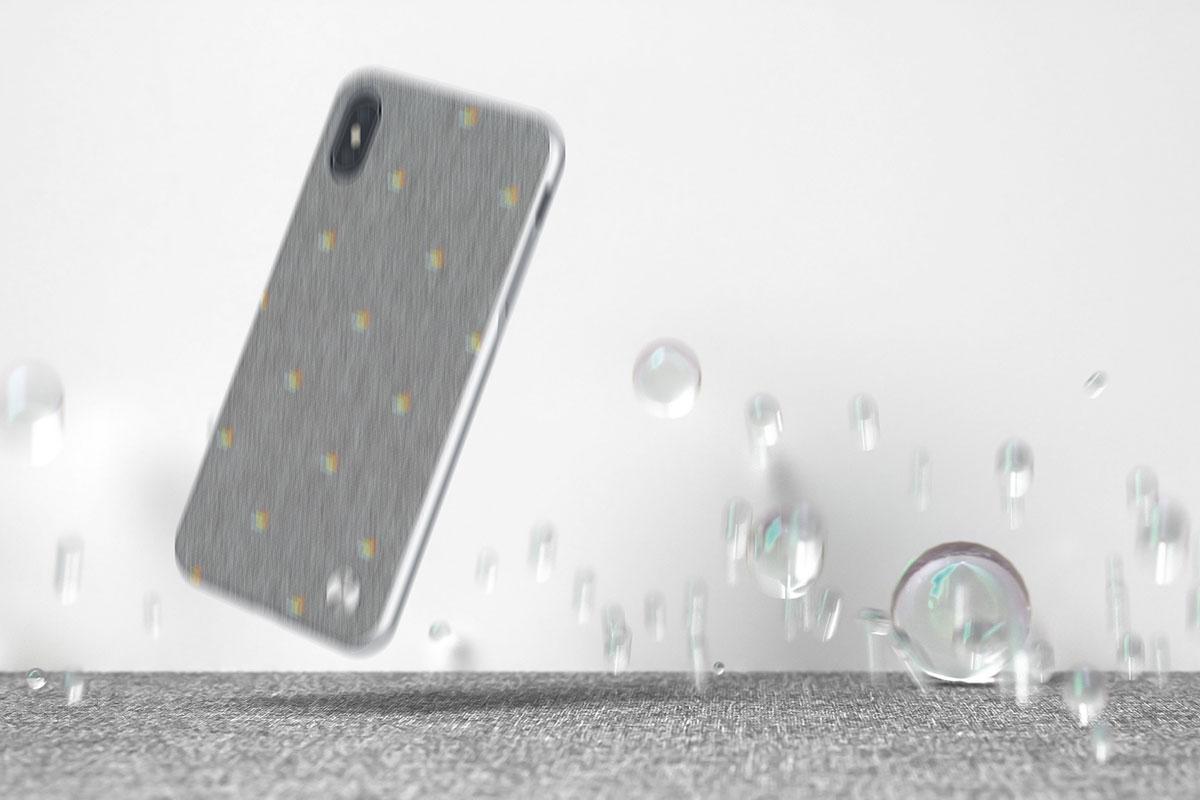 Cette coque a subi des tests rigoureux pour s'assurer que votre téléphone puisse résister à des chutes jusqu'à 4 pieds (1,22 m), sous tous les angles (certifications MIL-STD-810G et SGS).