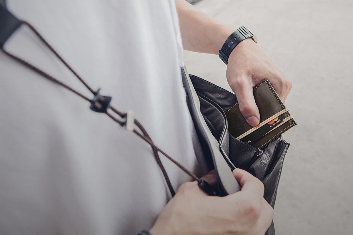 Encuentra tus llaves o tu cartera en solo unos segundos.