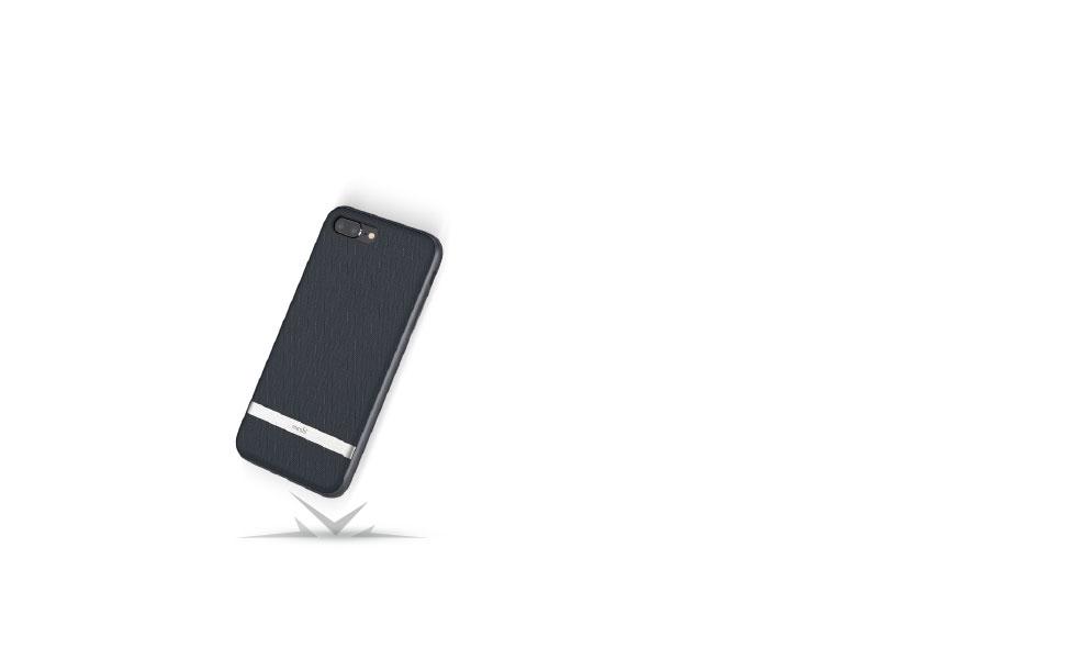 Чехол Vesta защитит ваш смартфон от падений, царапин и ударов.