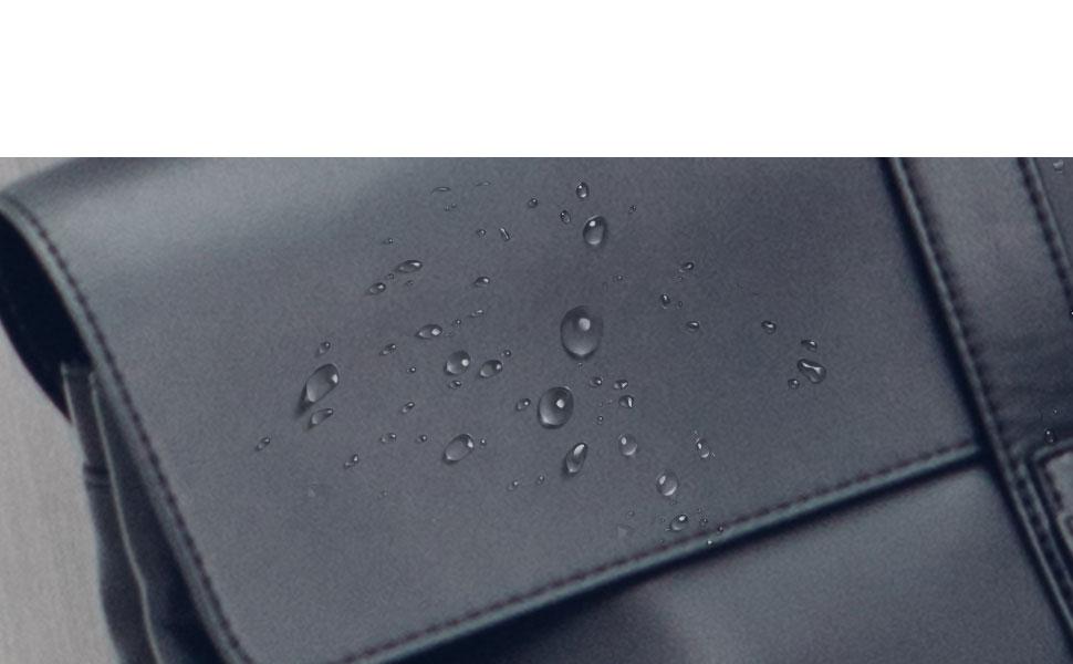确保您的包内物品在雨雪天气条件下都保持安全、干燥。