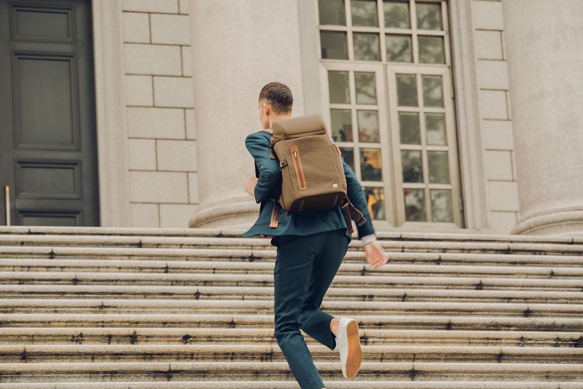 Arcus Multi-function Backpack.