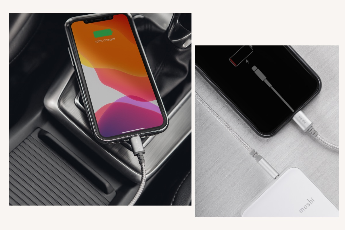 Ideal for charging your iOS device in the car, with a portable battery, or even syncing your drone controller with your iPhone.