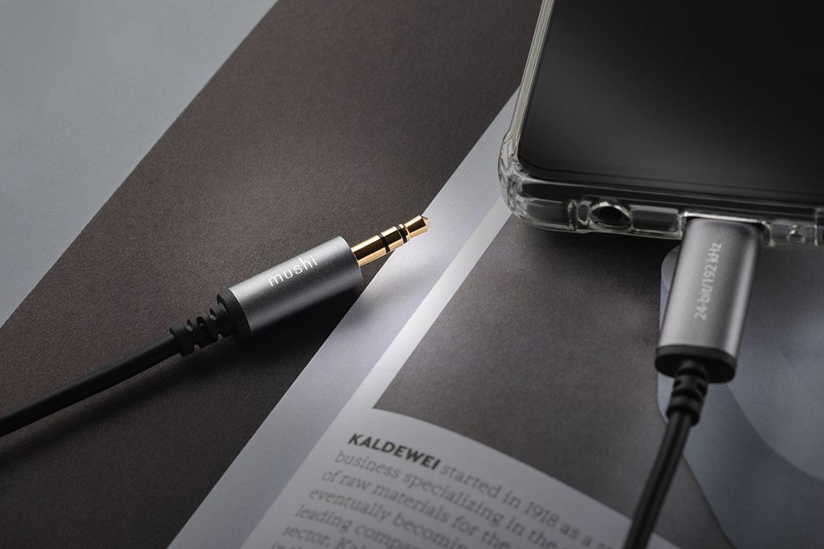 iOS 系统理想的 A/V 连接线,可通过公共广播系统播放音乐。适合市政厅,教堂,娱乐休闲活动中心等。