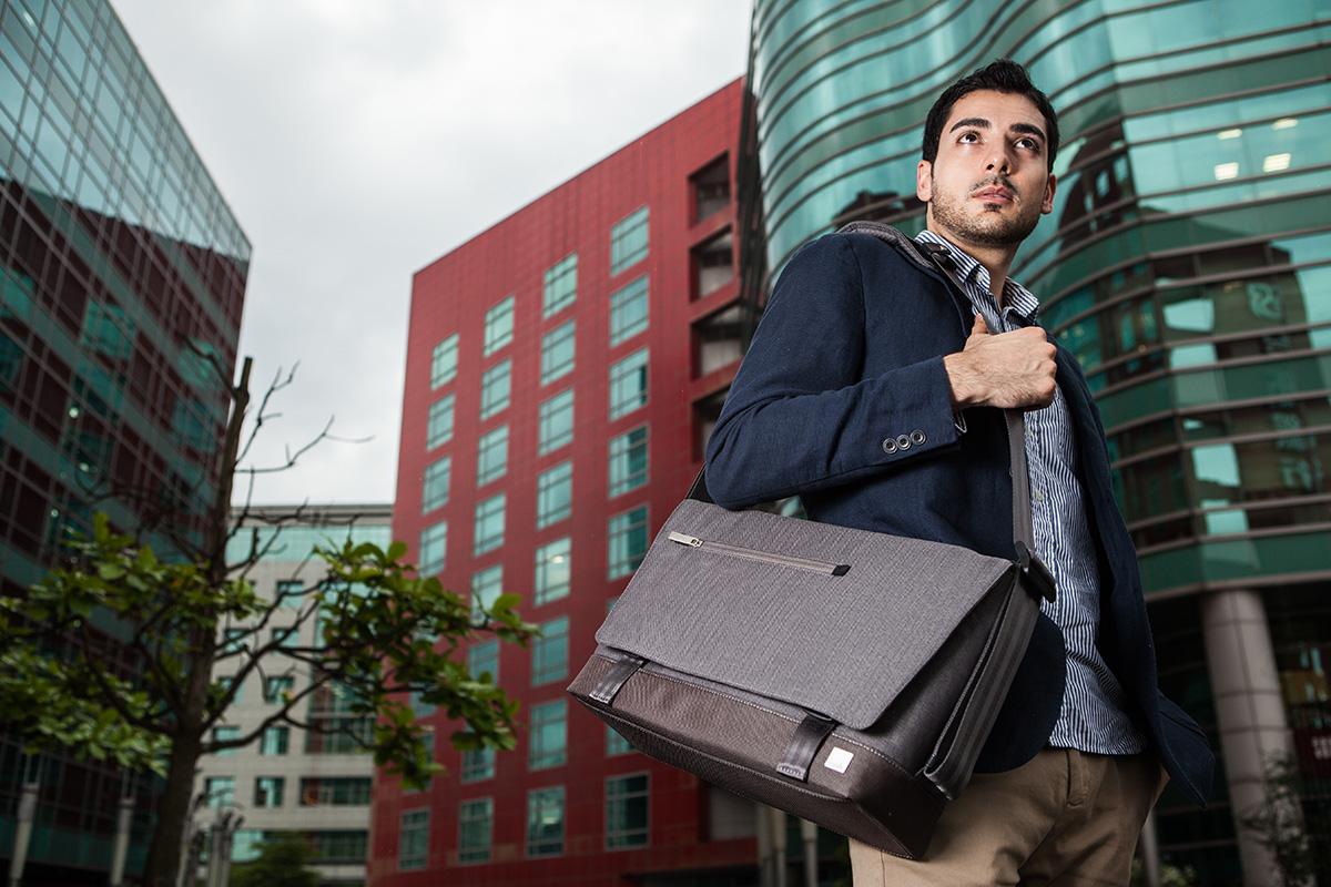 携带您的所有随身物品,拥有精致的外观和绝佳的舒适性。