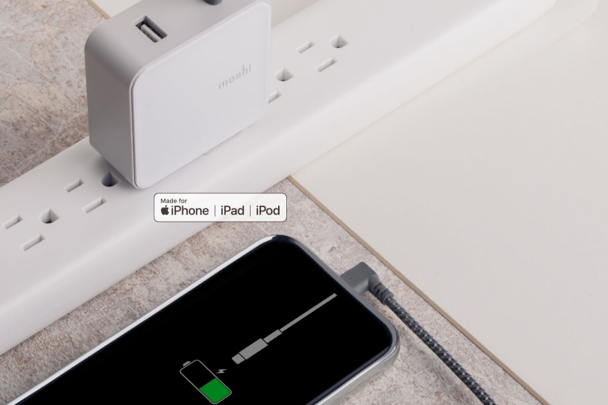 Tested for compatibility across Apple's Lightning/iOS ecosystem and meets Apple's stringent performance requirements.