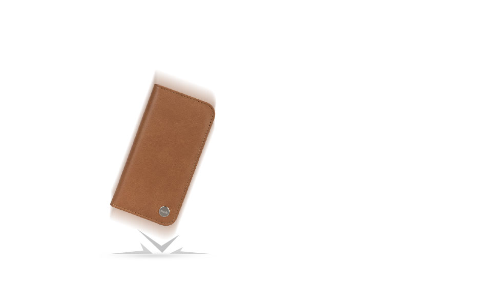 Overture protege su teléfono de caídas, rasguños y golpes.