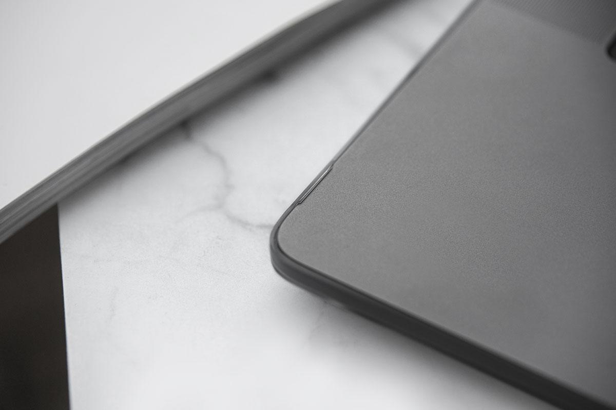Mikro-Clip-Design für einfache Installation und Entfernung.