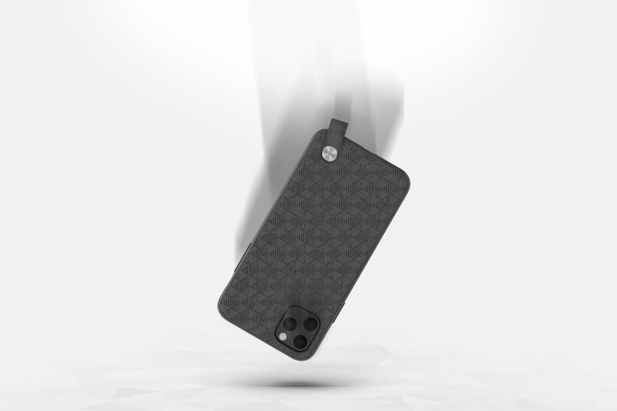 Этот чехол был подвергнут жестким испытаниям, чтобы подтвердить, что ваш телефон защищен от падений в любом положении (MIL-STD-810G, сертификат SGS).