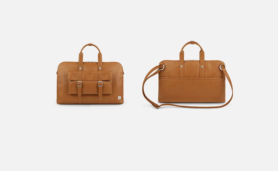 多功能性,可根据您的着装风格和携带需求选择不同的携带方式。