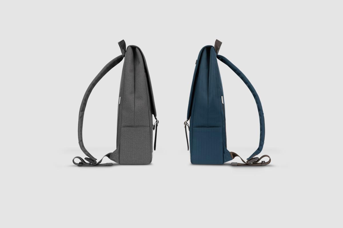 Helios Lite 外形轻薄,同时兼顾容量,它可以携带您的必需品并兼具时尚感。