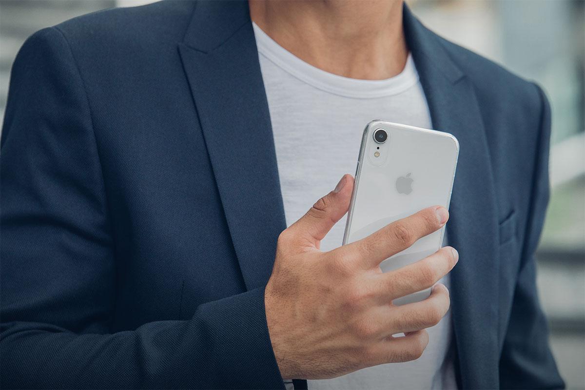Idéal si vos mains sont mouillées ou si vous souffrez de la fatigue du téléphone.