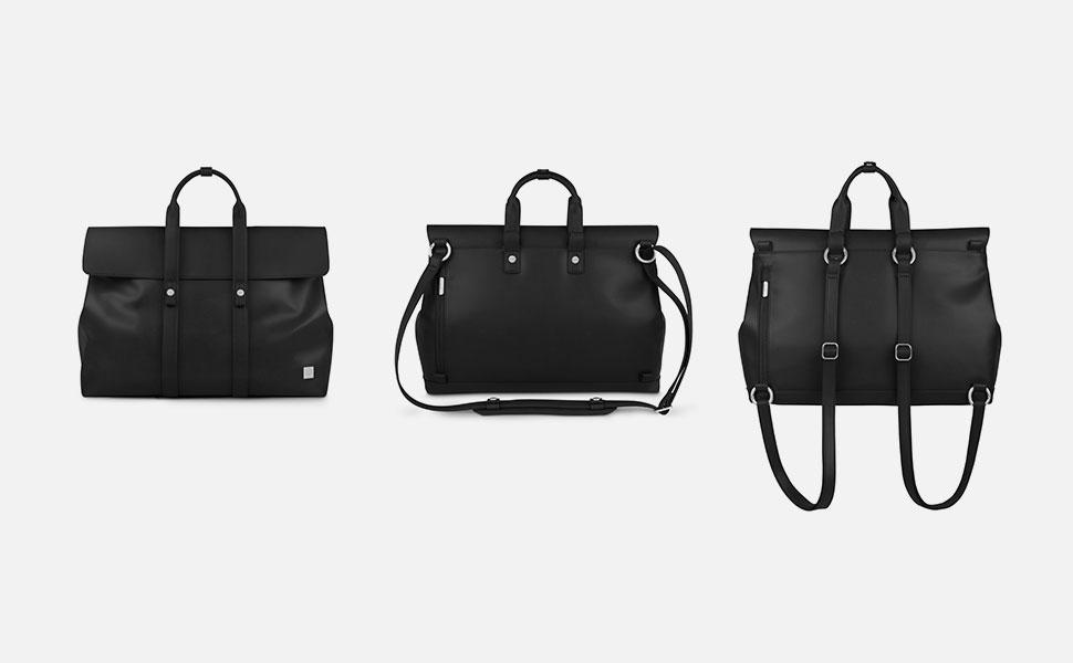 一款三型,可根据您的着装风格和携带需求选择不同的携带方式。