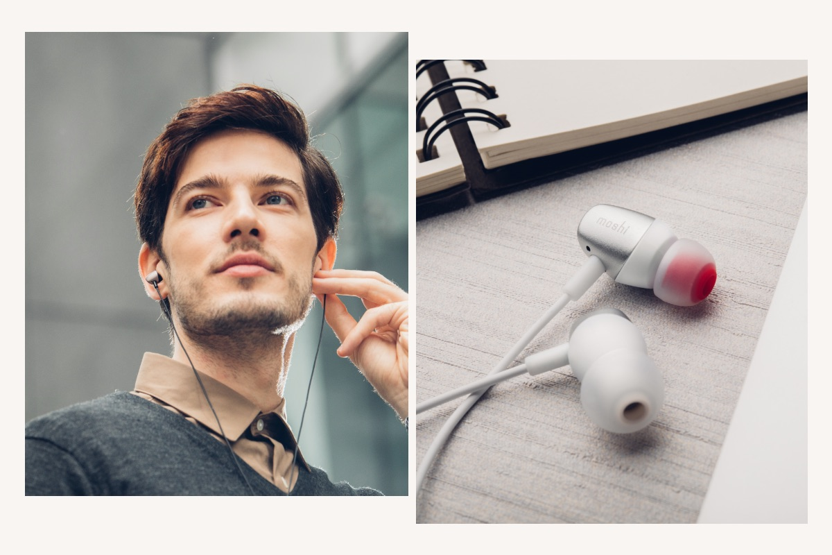 The slim profile design coupled with our proprietary hybrid-injection silicone eartips effectively block out external ambient noise while providing hours of comfortable listening. Mythro C comes with three different sizes of ear tip to help you achieve the perfect fit.