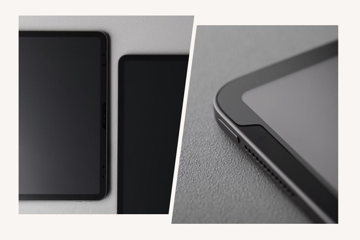 iVisor está recortado a precisión para cubrir toda la pantalla de tu iPad y ofrecer la mejor protección posible. También, cuenta con recortes personalizados para una óptima funcionalidad de la cámara y el sensor.