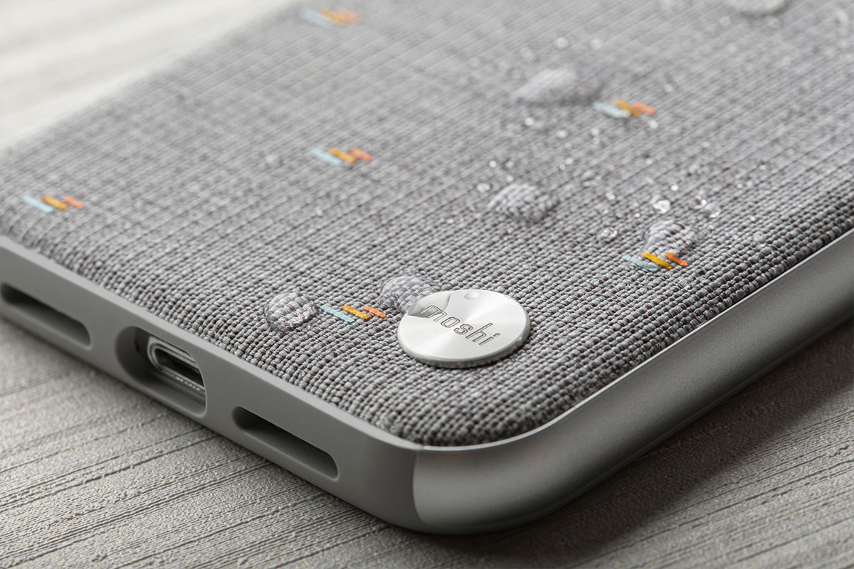 Vesta's TriClear™コーティングは防水、防塵、耐傷性を加えることで本体を長持ちさせます。