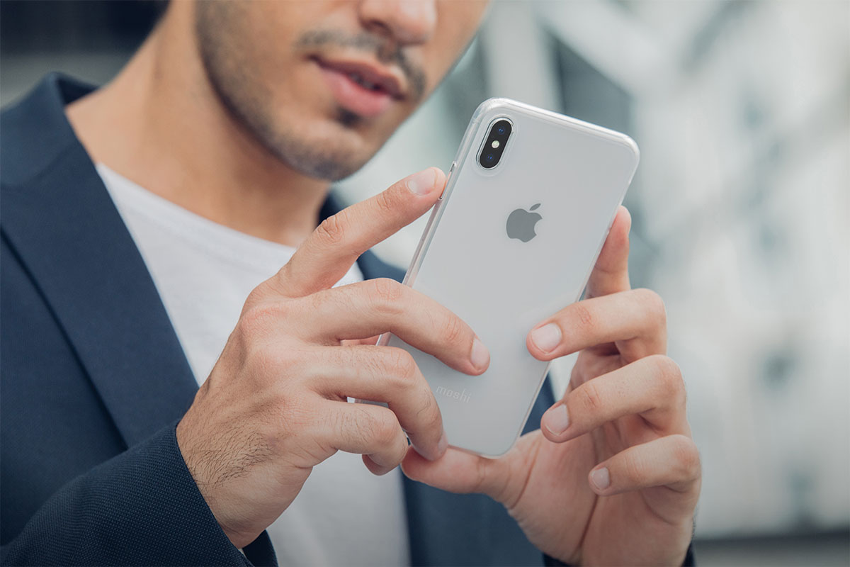 Provides an additional layer of scratch protection for your iPhone to keep it looking pristine for longer.