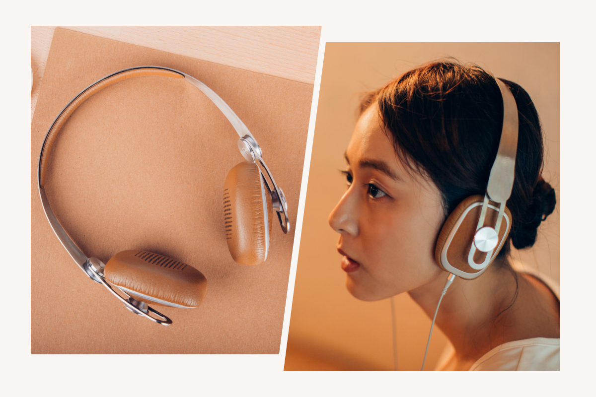 Made from stainless steel and soft, breathable leatherette, these headphones exude subtle luxury in a distinctively minimalist design. Aurally-intoxicating and incredibly comfortable, Avanti is the quintessential companion for any audio connoisseur.