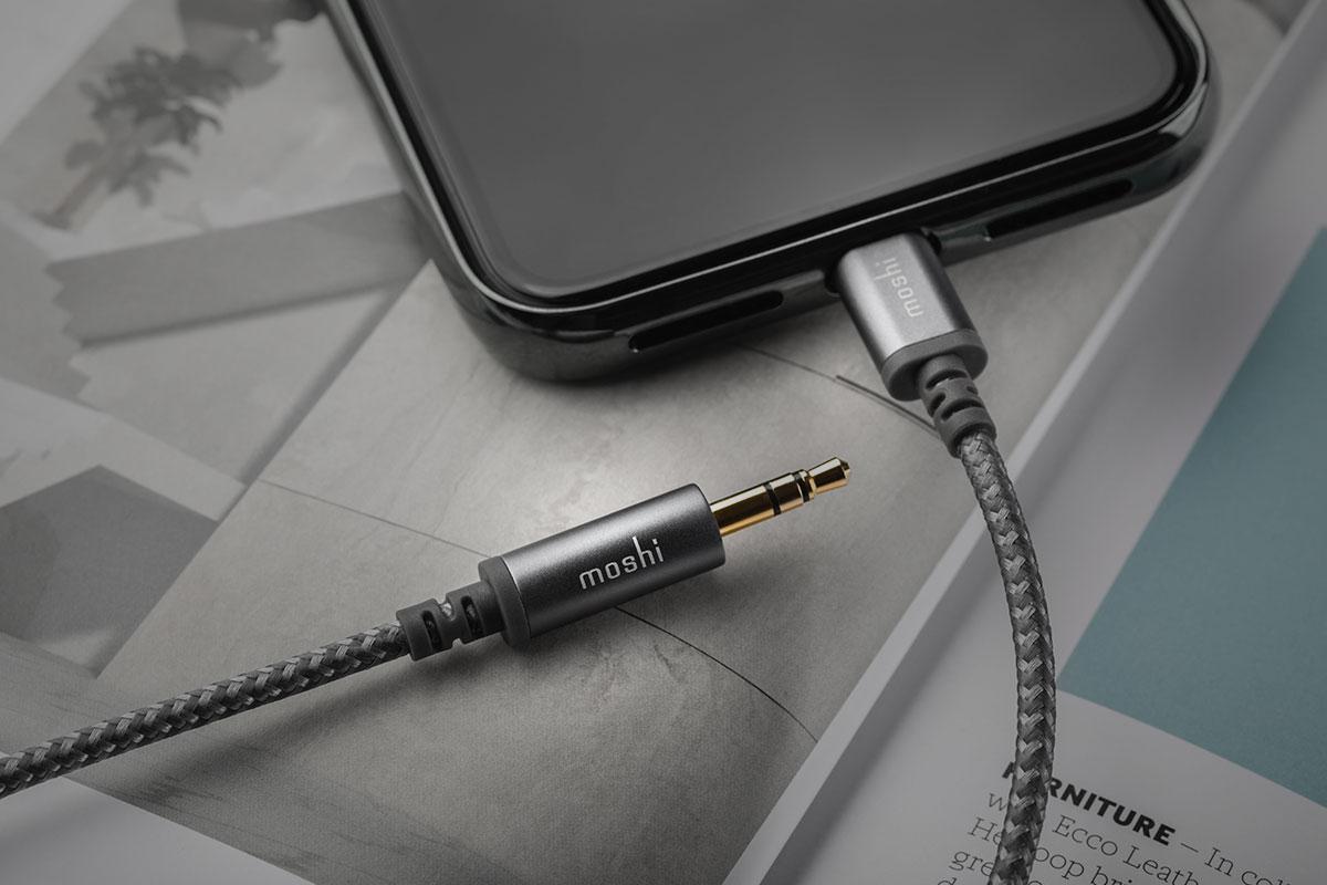 Это идеальный аудио/видео кабель, чтобы пользователи iOS могли воспроизводить музыку через аудиосистему общего доступа. Идеально подходит для административных учреждений, развлекательных центров и т. д.