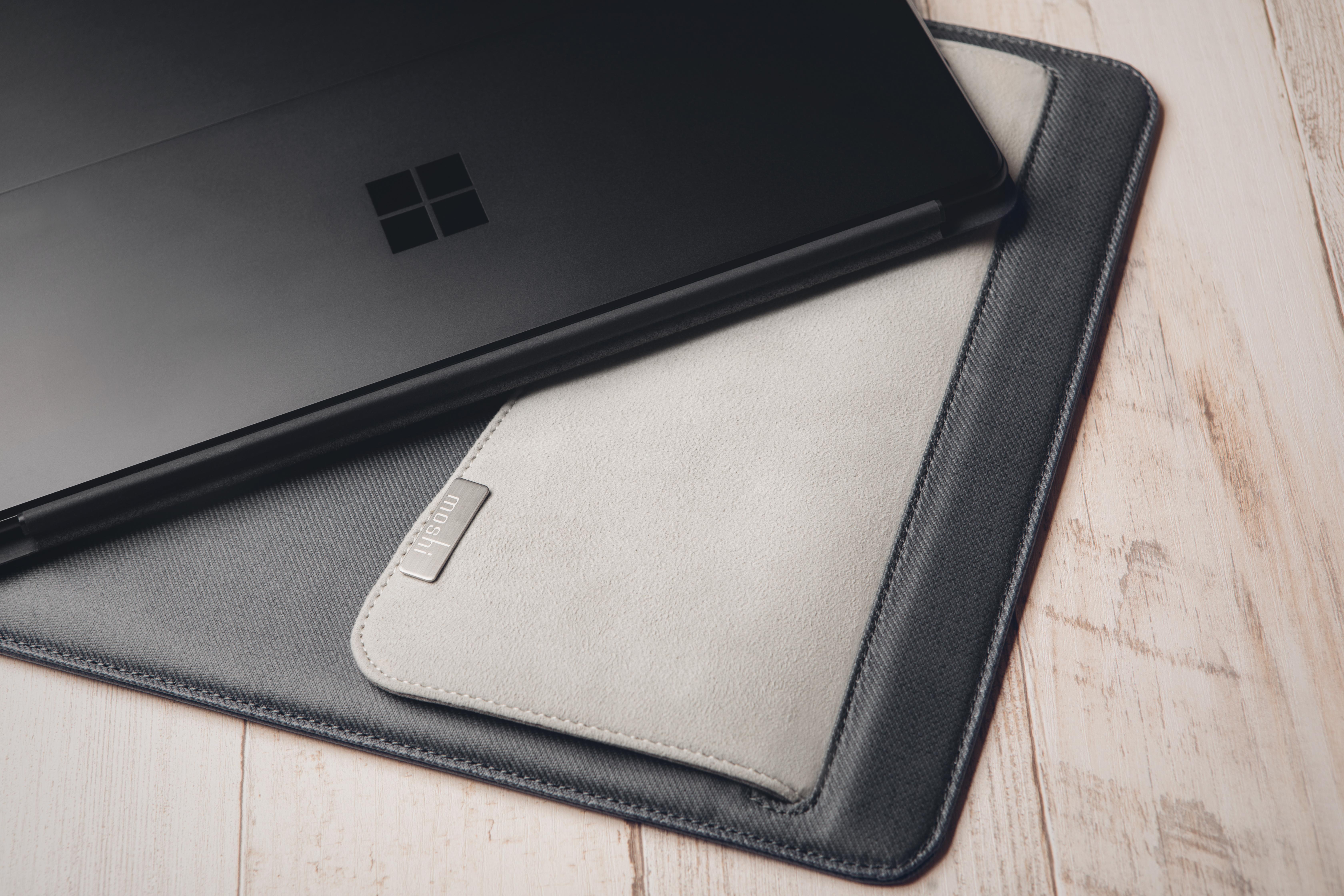 "A Moshi Muse 13"" laptop sleeve"