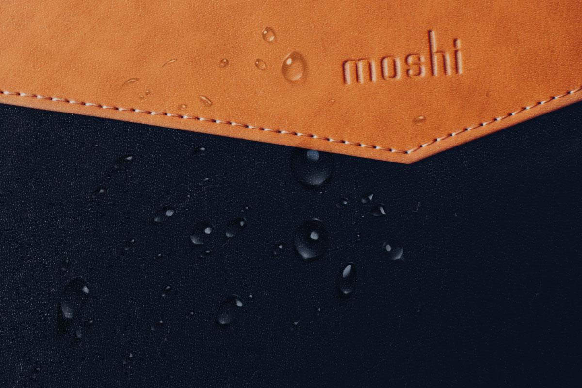 Protección ligera e impermeable para tu MacBook.