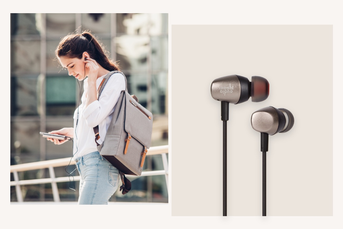The slim profile design coupled with our proprietary hybrid-injection silicone eartips effectively block out external ambient noise while providing hours of comfortable listening. Mythro comes with three different sizes of ear tip to help you achieve the perfect fit.