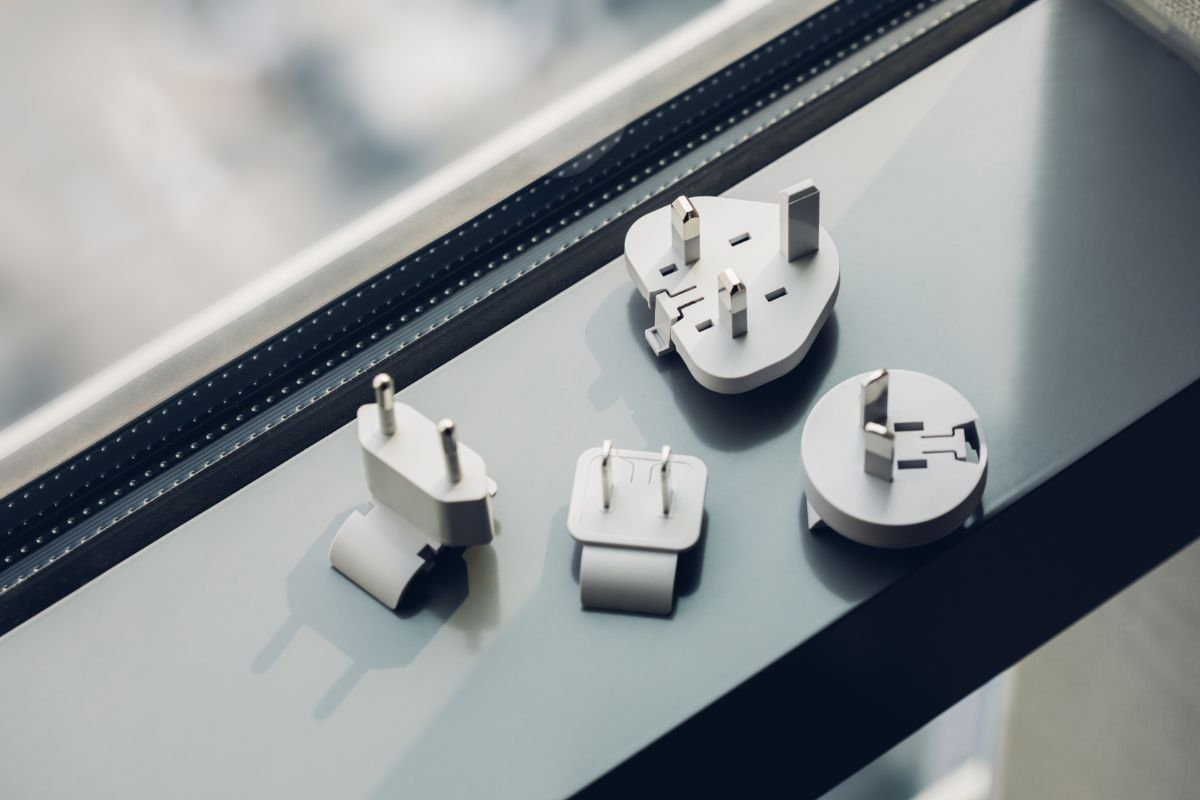 Never get caught without power abroad. Swappable plugs work with any ProGeo series charger for most major regions including USA, Europe, UK, and Australia.