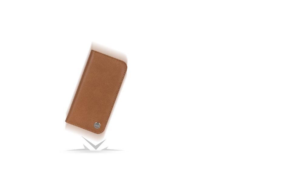 OvertureはiPhoneを落下、傷、衝撃など様々な状況からしっかり保護。