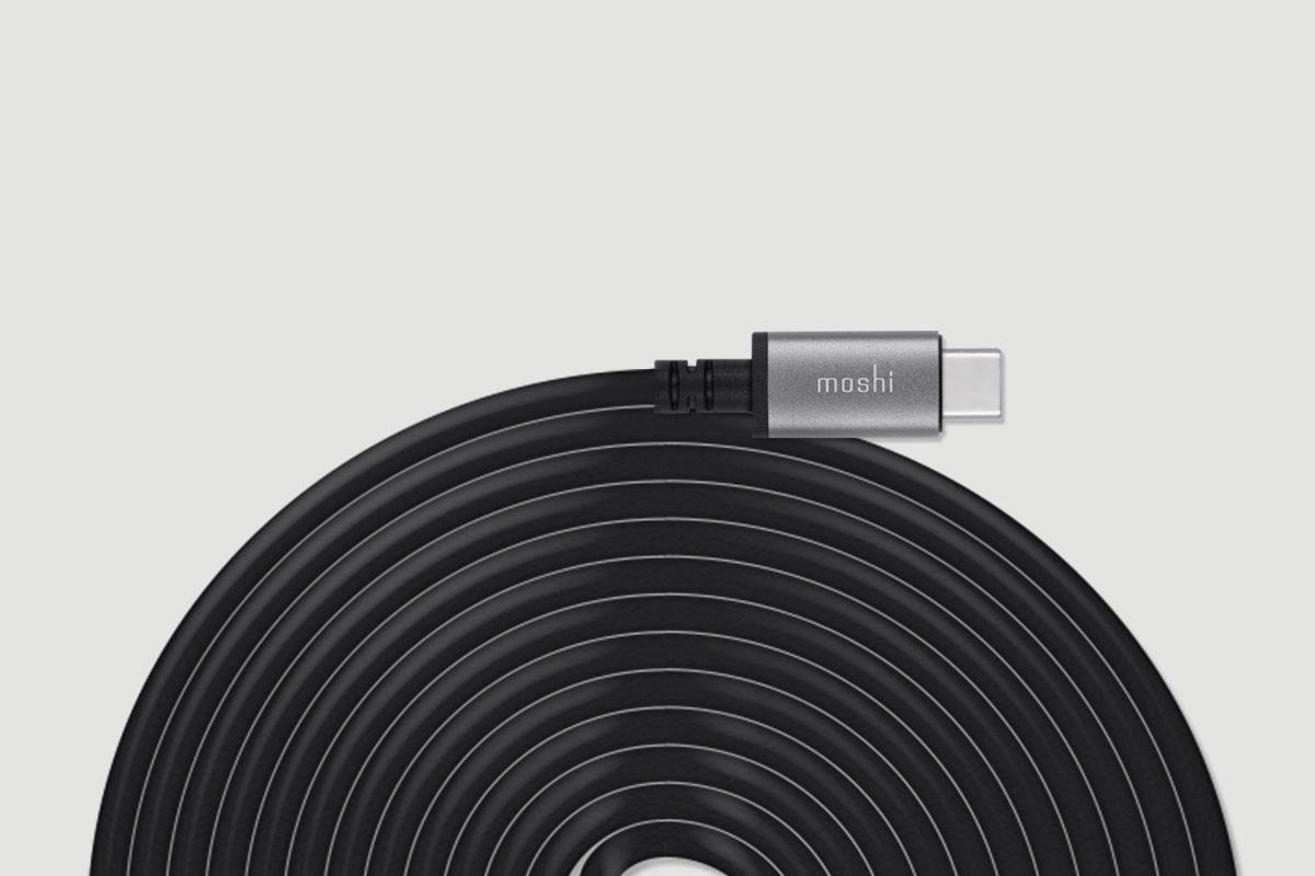 由于 Apple 严格的性能要求,因此市场上少有品牌能够生产加长 Lightning 充电/传输线。