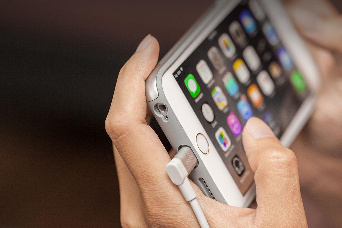 Zertifiziert und 100 % kompatibel mit den neuesten iOS Geräten.