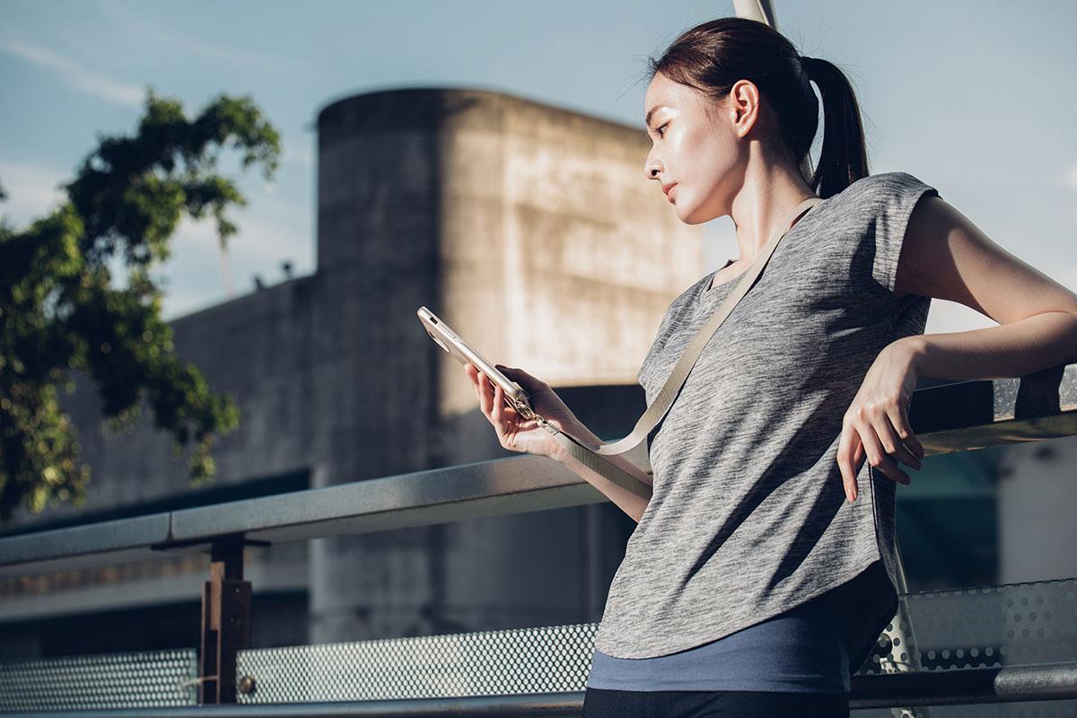 Mit Ihrem iPhone leicht zugänglich, fotografieren Sie im Handumdrehen.