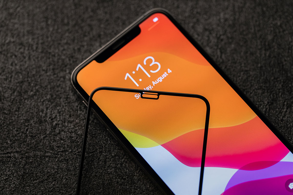 Up to 40% thinner than generic glass screen protectors.