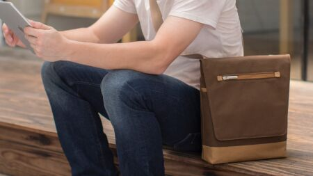 View larger image of: Aerio Lite Laptop Messenger Bag-1-thumbnail