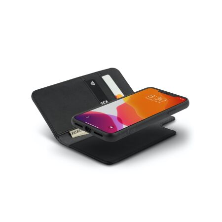 View larger image of: Overture Vegan Leather Case with Detachable Magnetic Wallet-2-thumbnail
