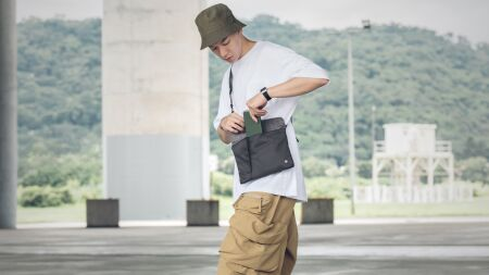 View larger image of: Aro Slim Crossbody Bag-4-thumbnail
